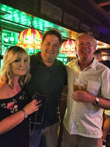 F2. Dave, Deb& Ian - Irish Bar - Vilamoura 24.9.17.