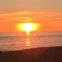 H1. Atlantic sunset 22.9.17.