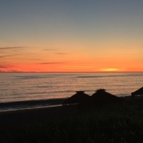 H2. Atlantic sunset 22.9.17.