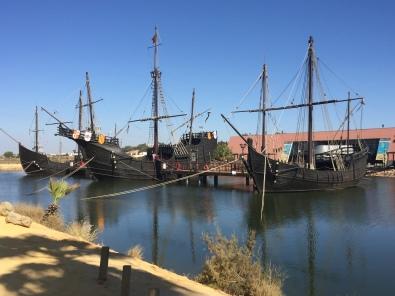 C1. Three ships sailed to America - Mazagon 6.10.17
