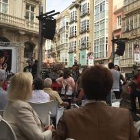 C1. Jazz festival,Cartagena 4.11.17.