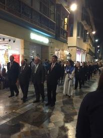 C1. Procession in Cartagena 21.10.17.