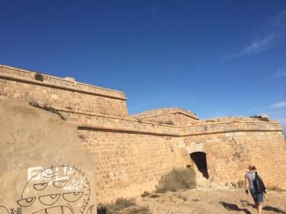 H1. Castle cartagena 22.11.17.