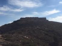 H6. View of castle, Cartagena 22.11.17.