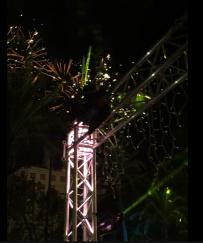 Fireworks at Murcia