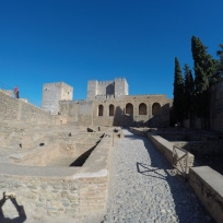 The Alcazaba