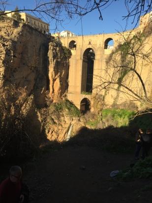 The Puente Nuevo