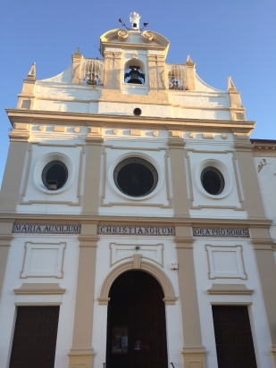 c1. Santuario Maria Auxiliadora 1, Ronda. 22.1.18.