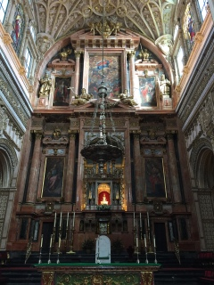 High Alter, Cordoba Cathedral