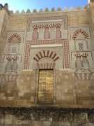E2. Exterior of Mosque, Cordoba 25.1.18.