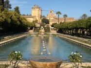 F2. Alcázar de los Reyes Cristianos, Cordoba 24.1.18.