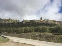G1. La Mota Fortress, Jaen 26.1.18.
