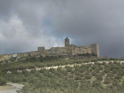 G2. La Mota Fortress ,Jaen, 26.1.18.