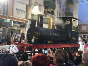 B1. Aguilias Carnival 13.2.18