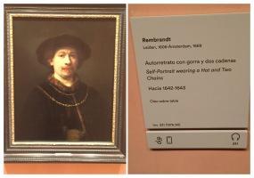 B5. Rembrandt - Thyssen Museum - 7.2.18.