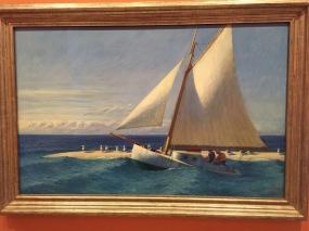 B7. Edward Hopper, Thyssen museum 7.2.18.