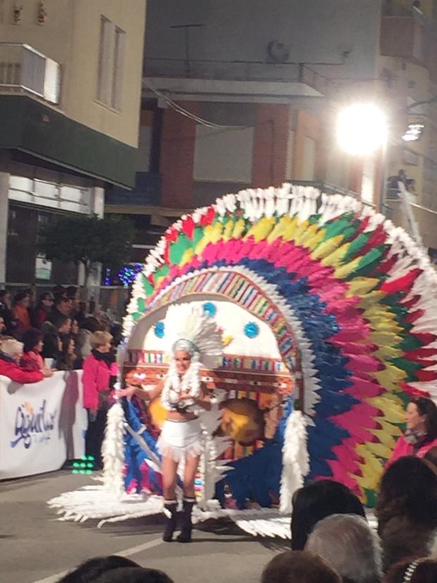 B8. Aguilias Carnival 13.2.18