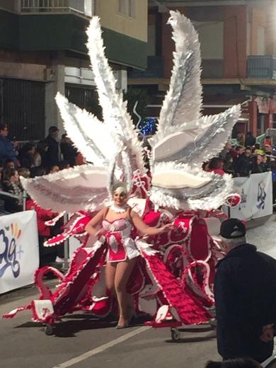 C1. Aguilias Carnival 13.2.18