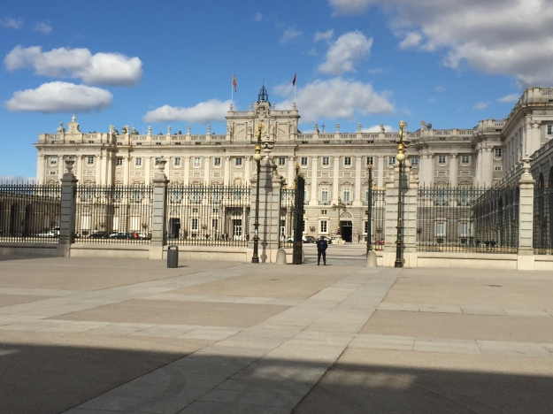 C2. Royal Palace - Madrid 7.2.18.