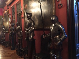 D2. Armoury,Museo Cerralbo, Madrid 8.2.18.