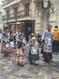 A1. Floral Parade, Cartagena 23.3.18.