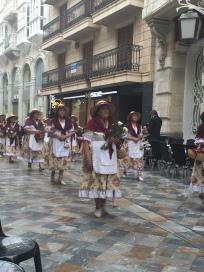 A2. Floral Parade, Cartagena 23.3.18.