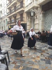 A3. Floral Parade, Cartagena 23.3.18.