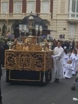 B1. Professional Via Crucis, Cartagena 23.3.18.