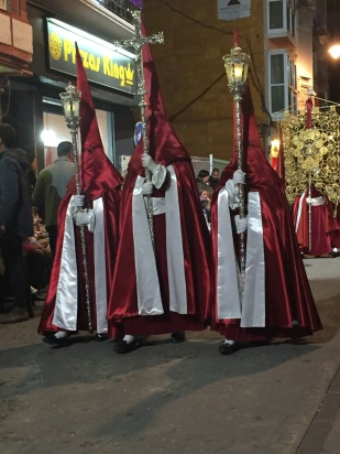 C1. Procession, Cartagena 23rd March 2018