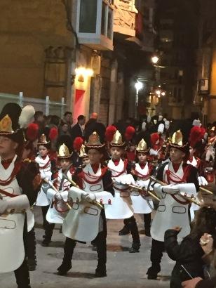 C2. Procession, Cartagena 23rd March 2018