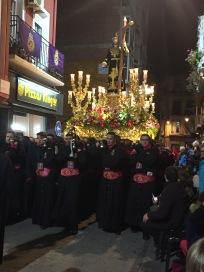 C8. Procession, Cartagena 23rd March 2018