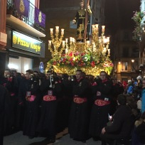 C8. Procession, Cartagena 23rd March 2018