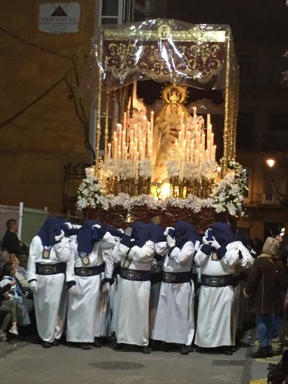 C9. Procession, Cartagena 23rd March 2018