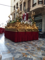 E10. Psalm Sunday procession, Cartagena 25.3.18.