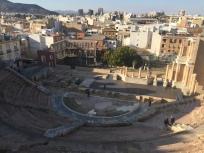 A3. Roman Theatre, Cartagena 4.12.18.