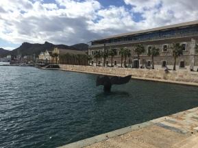 C1. Naval Museum, Cartagena 24.3.18.
