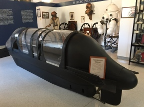 C2. Submarine Medas, Naval Museum, Cartagena 24.3.18.
