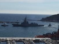 G3. Warships, Cartagena Harbour - Feb 2018