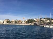 G4. Cartagena sea front Dec 17.