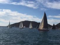 G6. sailing Cartagena Harbour Dec 2017