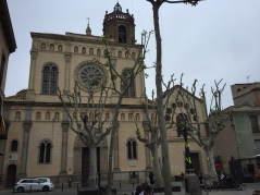 A3. Church in Mataro 12.5.18.