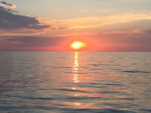 A4. Soller sunset 2.6.18.