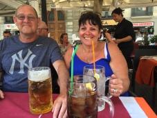 D2. Big drinks with big price, Barcelona 17.5.18.
