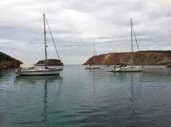 D3. Cala Fontanelles, Menorca 5.6.18.