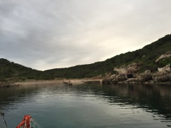 D4. Cala Fontanelles, Menorca 5.6.18.