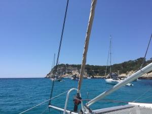 L. Cala Galdana, Menorca 16.6.18.