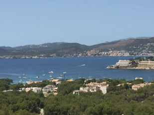 View of Santa Ponsa