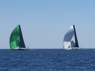 A4. Super Yacht Racing, Palma 21.6.18.