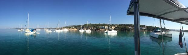 B1. Illa de Torre, Palma Bay 22.6.18.