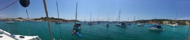 B2. Illa de Torre, Palma Bay 23.6.18.